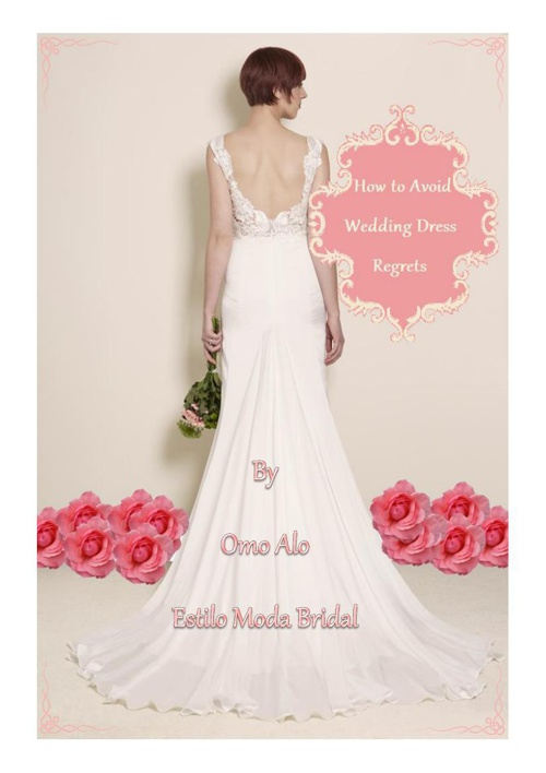 How To Avoid Wedding Dress Regrets