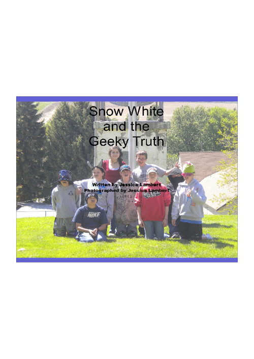 Snow White and The Geeky Truth