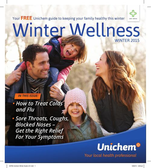 Unichem Winter Wellness Guide 2015