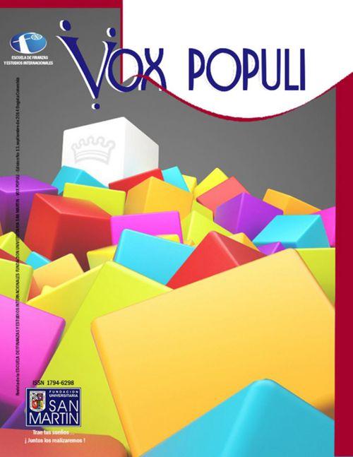 Revista Vox Populi  - Edición No. 13
