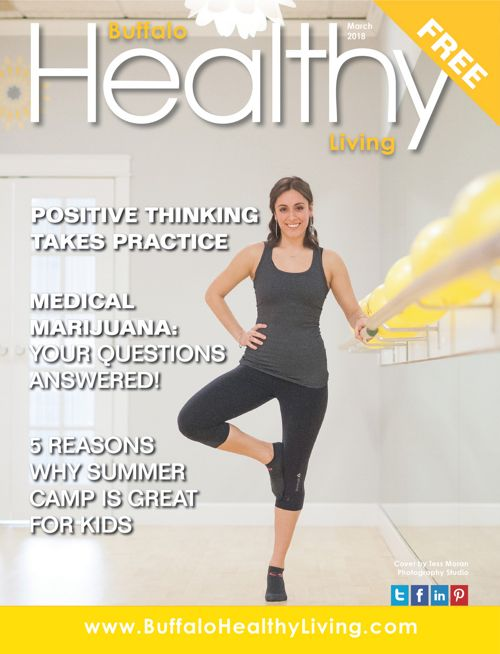 Buffalo Healthy Living March 2018