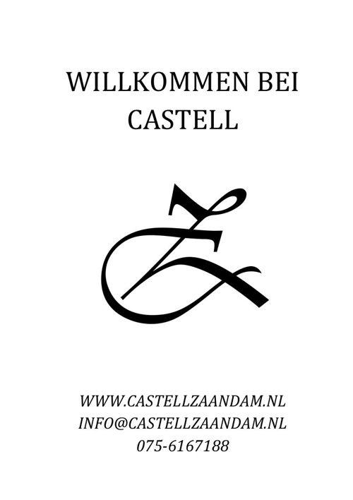 Menu Castell Bites & Steaks (deutsch)
