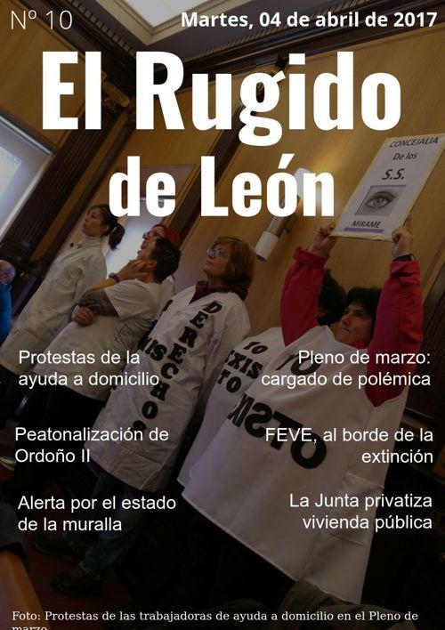 El Rugido de León 10