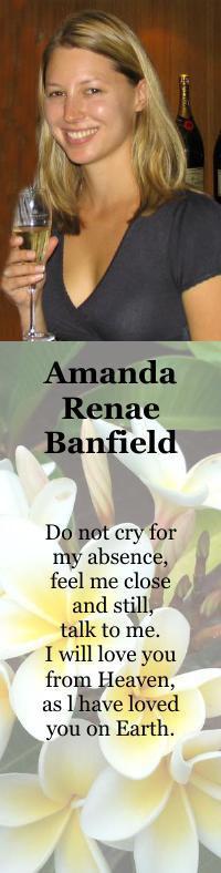Bookmark for Amanda Banfield