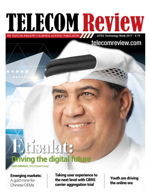 Telecom Review Gitex 2017