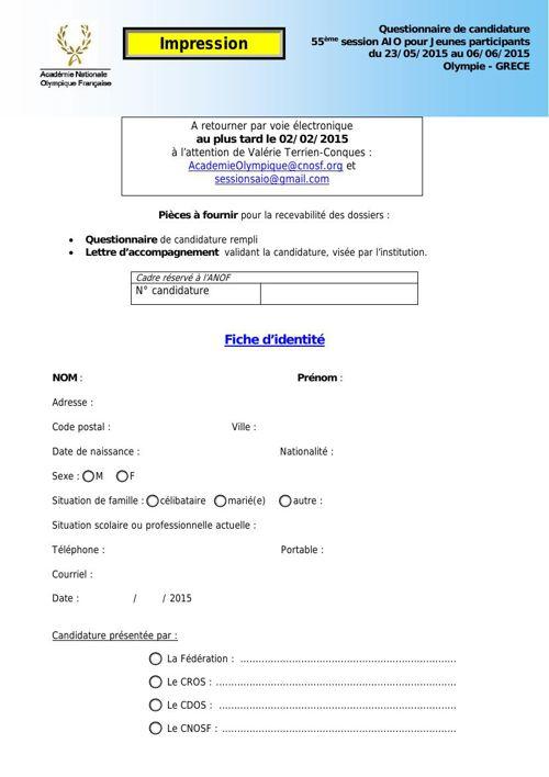 Questionnaire Session AIO Jeunes Participants 2015 web