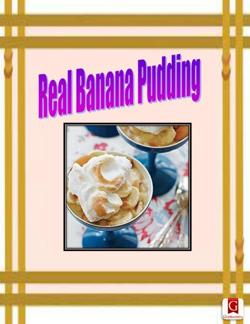 Real Banana Pudding