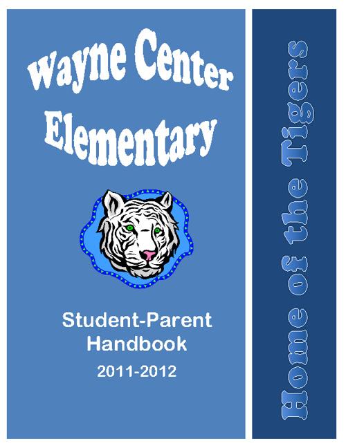 Wayne Center Bookshelf