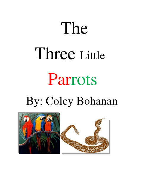 The Three Little Parrots