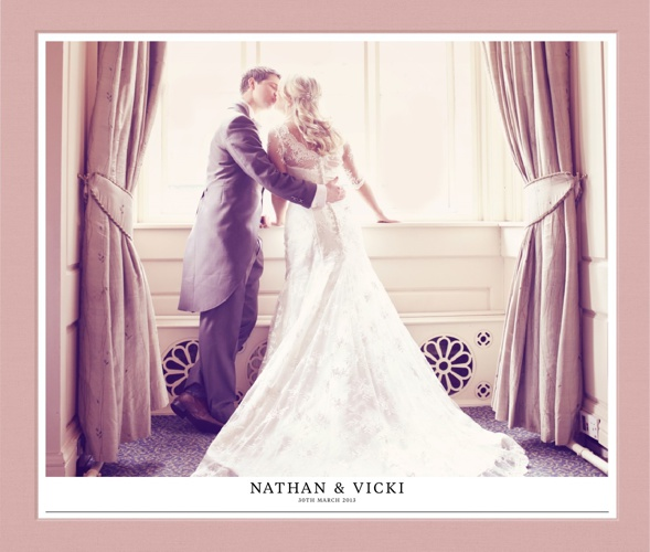 Nathan & Vicky