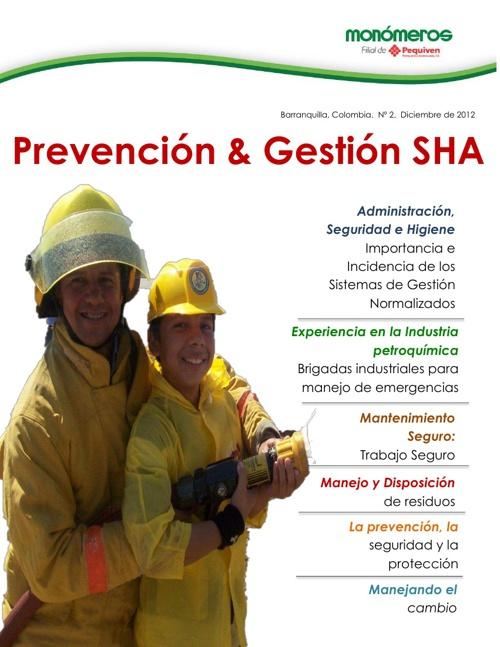 Rista Prevención y Gestión SHA. 2da. Edición