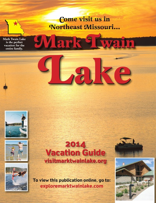 2014 Mark Twain Lake Vacation Guide