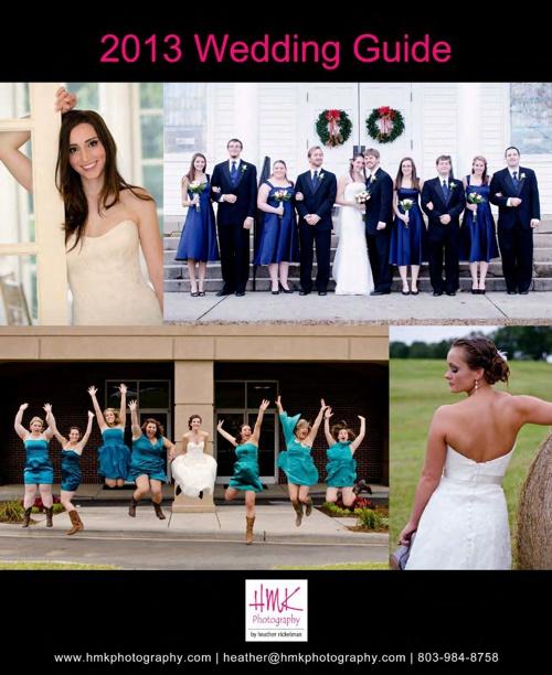 2013 Wedding Guide
