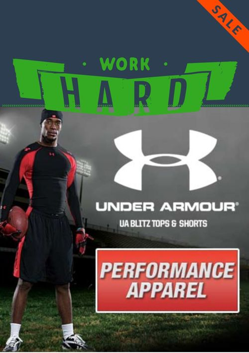 Under Armour Mag