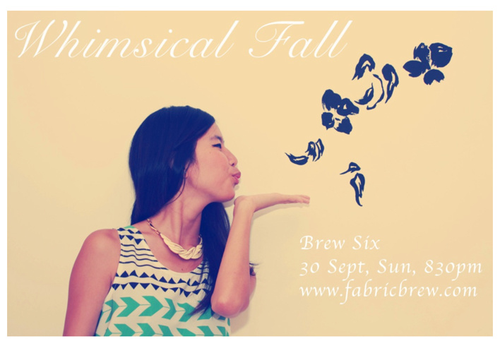 LOOKBOOK 6: WHIMSICAL FALL