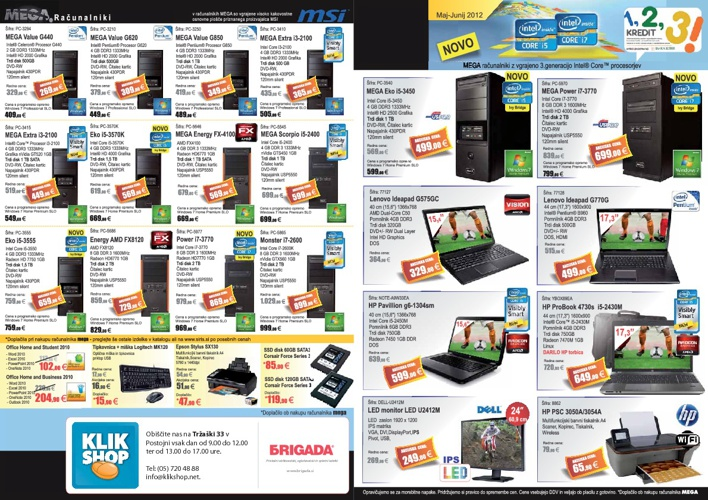Katalog Junij 2012