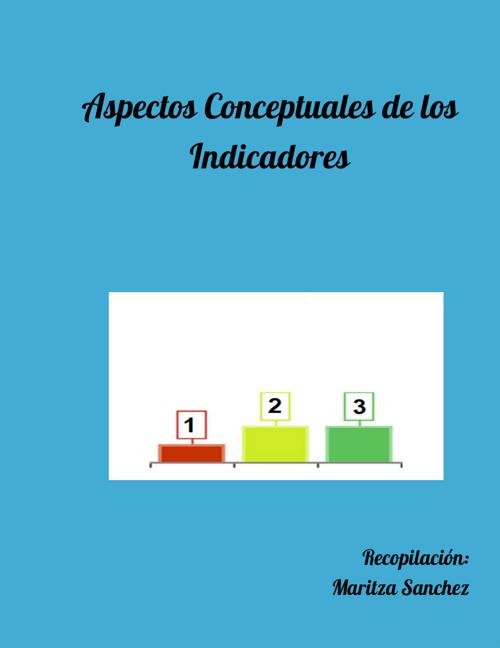 Aspectos Conceptuales de los Indicadores - Modulo 1