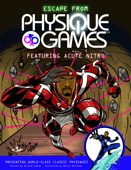Escape From Physique Games