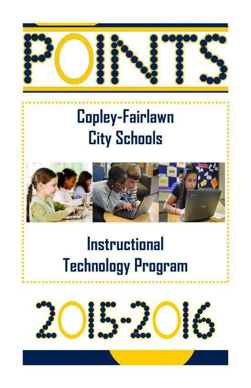 Copley POINTS Catalog 2015-2016