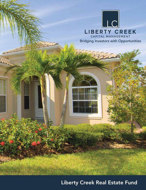 Liberty Creek Real Estate Fund Brochure