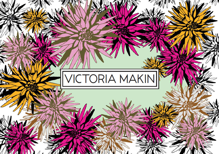 Copy (2) of Victoria Makin Winter Collection 2012