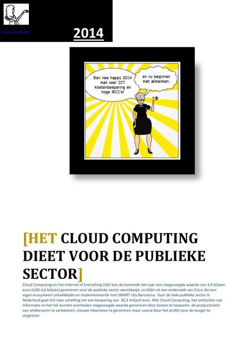 Het Cloud Computing Dieet voor de publieke sector