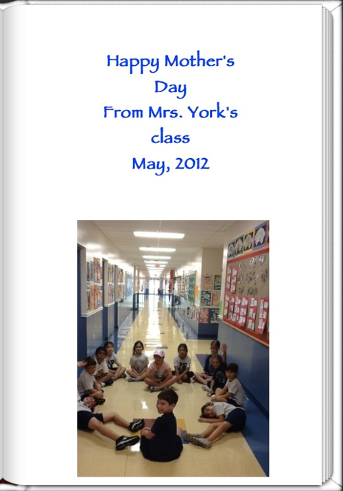 Happy Mother's Day - York Class
