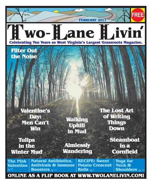 Two Lane Livin' February 2017