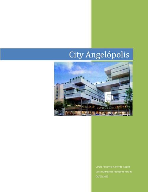 Proceso constructivo City Angelópolis