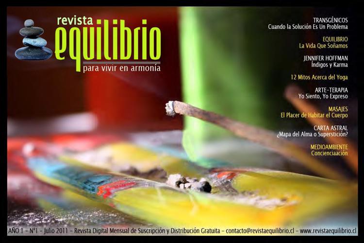 Revista Equilibrio Julio 2011