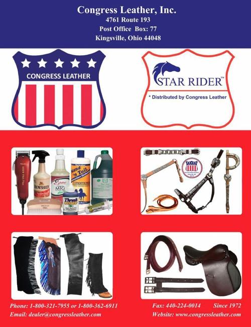 Congress Leather Catalog