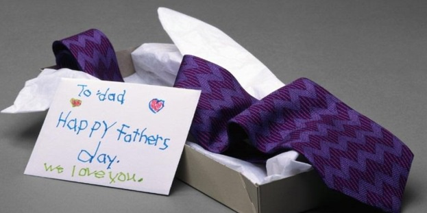 2012 Father's Day Card