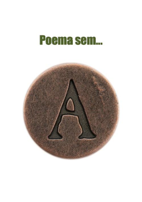 Poema sem A