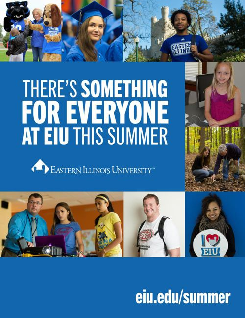 Eastern Illinois University Summer School Brochure