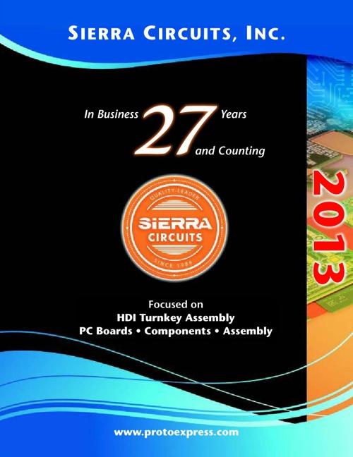 Sierra Circuits Brochure