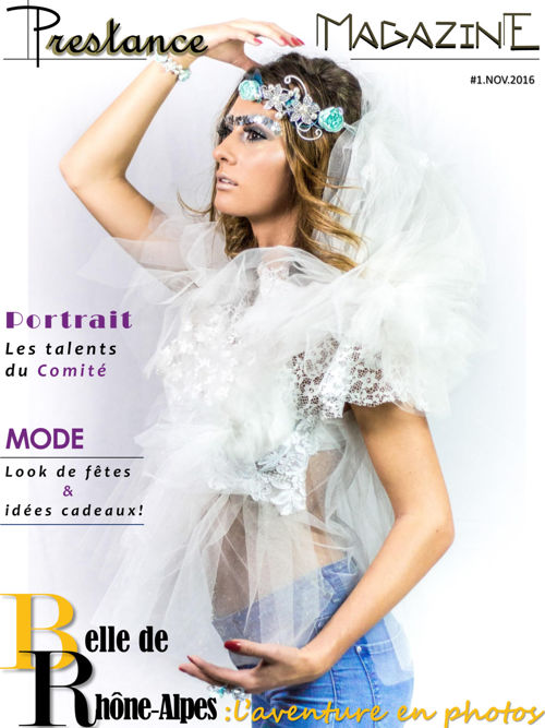 Prestance Magazine n°1 Nov.2016