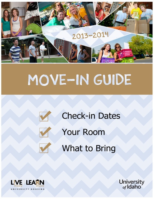 June Move-In Guide