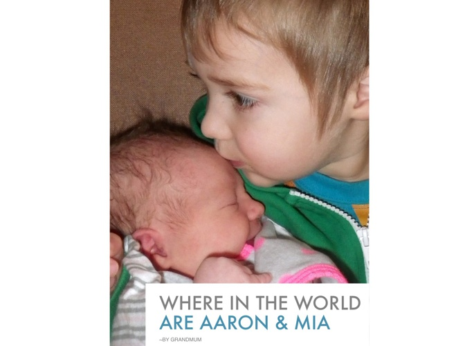 Where In The World Are Aaron and Mia?