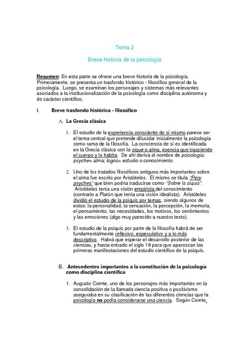 ANTECEDENTES DE LA PSICOLOGIA SOCIAL