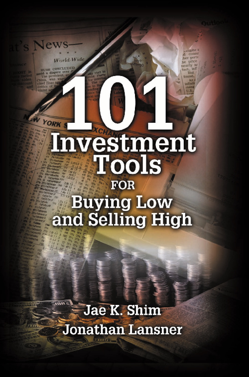 101 Investments Tools for Buying Low and Selling High