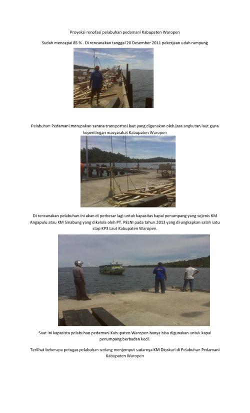 Pelabuhan Pedamani