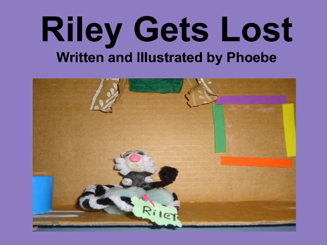 Riley Gets Lost