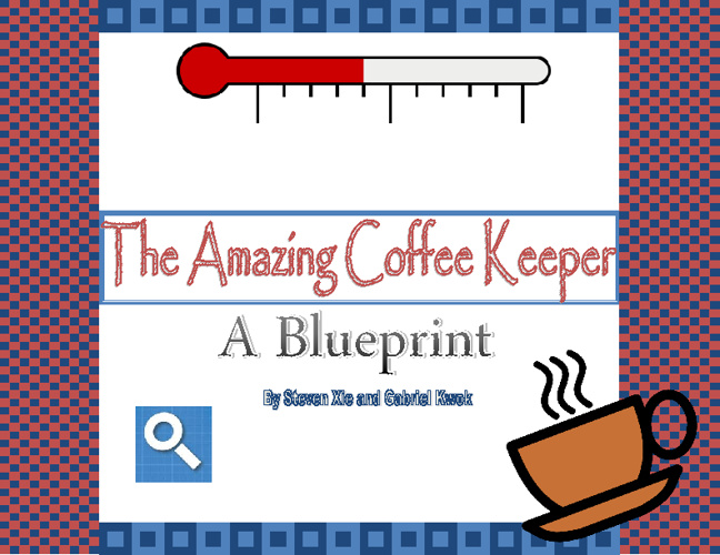 The Amazing Coffee Keeper Blueprint V3.24 (update cf3)
