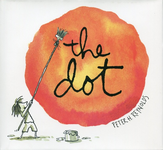 Copy of The Dot Art Project 2: Ms. Priya's ECE Class