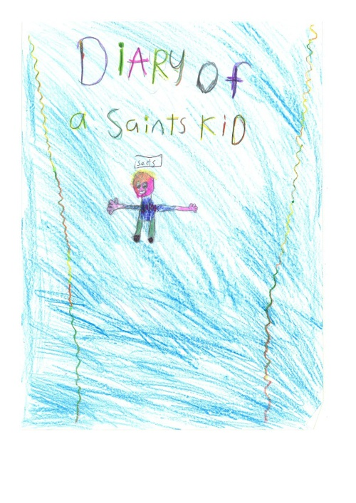 diary of a saints kid by alec