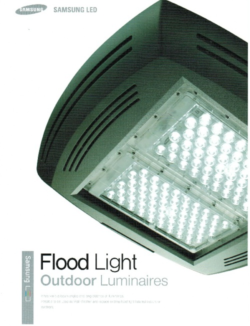 Flood Light - Outdoor Luminaires