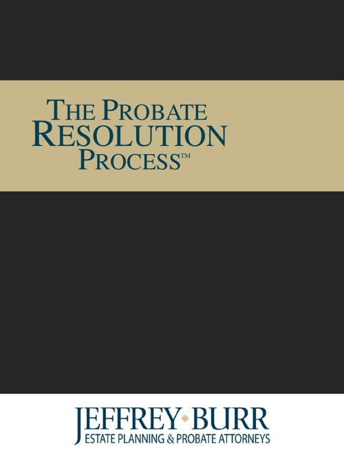 The Probate Resolution Process