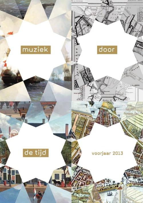 Muziek door de Tijd. Voorjaar 2013