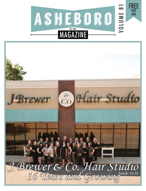 Asheboro Magazine Issue 81