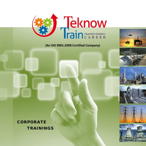 Tecknow Train: Corporate Training E-Catalogue